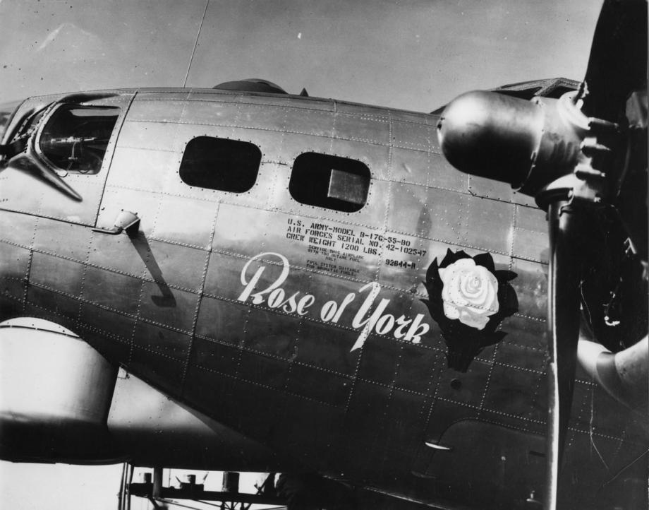 B-17 Rose of York